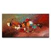 Artefx Decor Boundaries Painting Print on Canvas