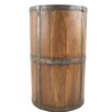 Timbergirl Rustic Wood Umbrella Stand