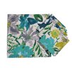Brite Ideas Living Okeefe Turquoise Napkin (Set of 4)