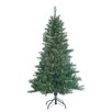 Sterling Inc. 5' Colorado Spruce Christmas Tree with 200 Clear Lights with Stand
