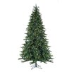 Sterling Inc. 7.5' Green Longwood Pine Christmas Tree with 600 Clear Lights with Stand