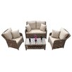 Firmans Direct Essence 3 Seater Sofa Set with Cushions