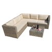 Firmans Direct Essence 5 Seater Sectional Sofa Set with Cushions