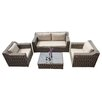 Firmans Direct Essence 2 Seater Sofa Set with Cushions