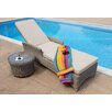 Firmans Direct Essence Sun Lounger with Cushion