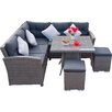 Firmans Direct Ava Sectional Sofa Set
