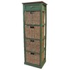 Firmans Direct Annora 1 Drawer 4 Basket Chest