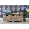 Firmans Direct La Rochelle Wood Storage Bedroom Bench