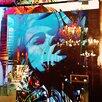 "Fluorescent Palace ""The Krystal Elitist"" Graphic Art on Canvas"
