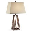 "ORE Furniture Isosceles 30.75"" H Table Lamp with Empire Shade"