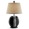 """ORE Furniture Obsidian 28"""" H Table Lamp with Empire Shade"""