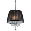 ORE Furniture Eclipse 3 Light Drum Pendant
