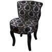 ORE Furniture Damask Side Chair