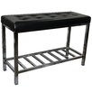 ORE Furniture Storage Entryway Bench