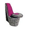 ORE Furniture High Heels Storage Side Chair