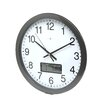 "Howard Miller® Home or Office Chronicle 14"" Wall Clock"