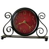 Howard Miller® Fashion Forward Marisa Mantel Clock