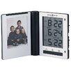 Howard Miller® Portrait Traveler Alarm Clock