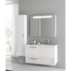 "ACF Bathroom Vanities New Space 39"" Single Bathroom Vanity Set"
