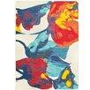 Stylehaven Joyful Beige/Red/Blue Area Rug