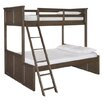 LC Kids Kenwood Twin over Full Bunk Bed