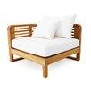 OASIQ Hamilton Chaise Lounge with Cushion