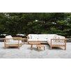 OASIQ Maro Lounge Left Seating Group with Cushion