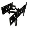 "Mount-it Dual Arm Articulating TV Wall Mount for 32"" - 60"" LCD/LED/Plasma Screens"