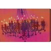 Oliver Gal 'Light Me Up' Graphic Art Wrapped on Canvas