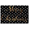 Oliver Gal Merry Dots' by Blakely Home Graphic Art on Canvas