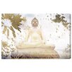 Oliver Gal Buddha Karma' by Blakely Home Art Print on Canvas