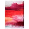 Oliver Gal Artana Desert Art Print Wrapped on Canvas
