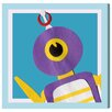 Oliver Gal Peek-a-Boo by Olivias Easel Graphic Art Wrapped on Canvas