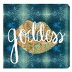 Oliver Gal Goddess by Runway Avenue Graphic Art Wrapped on Canvas