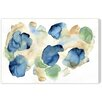 Oliver Gal Bunches of Hydrangeas by Artana Art Print Wrapped on Canvas