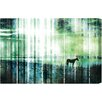 Oliver Gal Majestic Solitude by Canyon Gallery Graphic Art Wrapped on Canvas