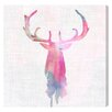 Oliver Gal 'Forest Dream' Art Print Wrapped on Canvas