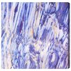 Oliver Gal 'Earth Stone Violet Blue' Art Print Wrapped on Canvas