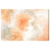 Oliver Gal Artana 'Flower Palette' Art Print Wrapped on Canvas