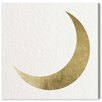 Oliver Gal 'Moonlight Shadow' by Art Remedy Graphic Art Wrapped on Canvas