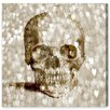 Oliver Gal 'Loving Skull' by Art Remedy Graphic Art Wrapped on Canvas