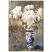 Oliver Gal Eastern Floral' by Art Remedy Art Print Wrapped on Canvas