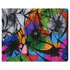 Oliver Gal 'Summer Bloom' by Manuel Roman Graphic Art Wrapped on Canvas
