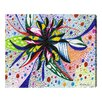 Oliver Gal 'Bromeliad' by Manuel Roman Graphic Art Wrapped on Canvas