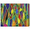 Oliver Gal 'Bamboo Jungle' by Manuel Roman Art Print Wrapped on Canvas