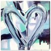 Oliver Gal 'Hope' by Tiago Magro Art Print Wrapped on Canvas