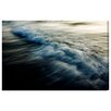 Oliver Gal 'Eternal Waves' by Tal Paz-Fridman Graphic Art Wrapped on Canvas