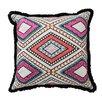 Blissliving Home Mexico City Poncho Cotton Throw Pillow