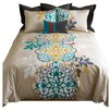 Blissliving Home Shangri La 2 Piece Duvet Cover Set