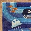 Birch Lane Kids Undersea Adventures Rug